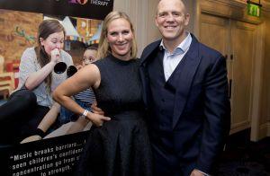 Zara Phillips enceinte : Bébé numéro 2 en route pour la petite-fille de la reine