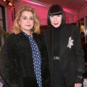 Catherine Deneuve : Une icône de style pour une soirée prestigieuse