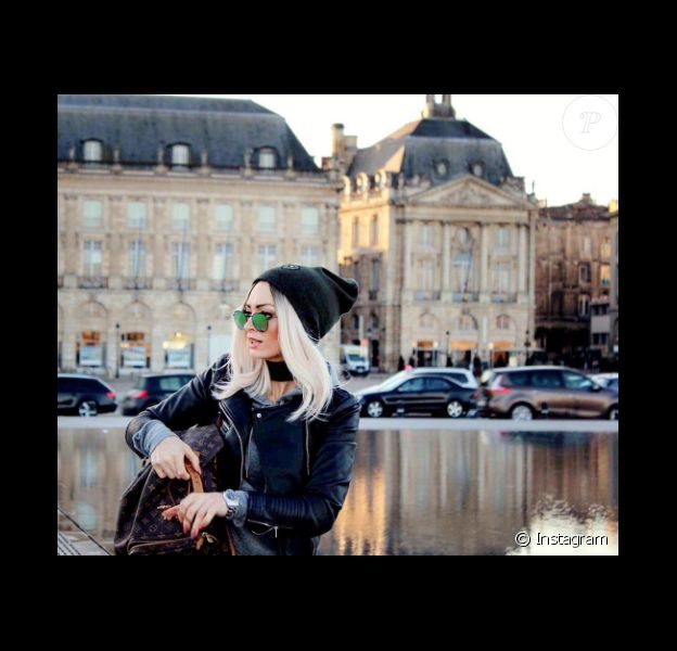 Emilie Nef Naf à Bordeaux le 1er décembre 2016.