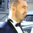 """Valentine et Justin - """"Mariés au premier regard"""" sur M6. Le 28 novembre 2016."""
