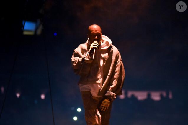 Kanye West au Madison Square Garden à New York, le 5 septembre 2016.