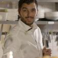 """Hugo de """"L'amour Food"""", le 5 décembre 2016."""