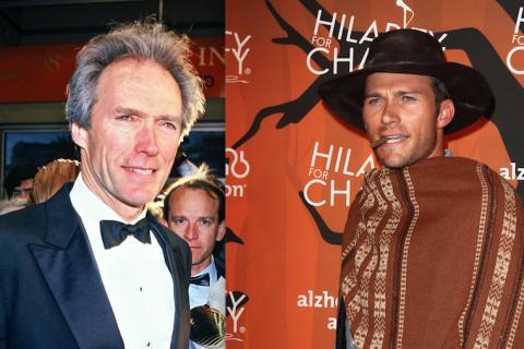 """Clint et Scott Eastwood, les Belmondo... Ces stars et sosies """"père-fils"""""""