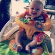 Kelly Clarkson a publié une photo de son fils Remington sur sa page Instagram au mois de novembre 2016