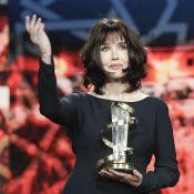 Isabelle Adjani radieuse et émue pour une soirée hommage à Marrakech