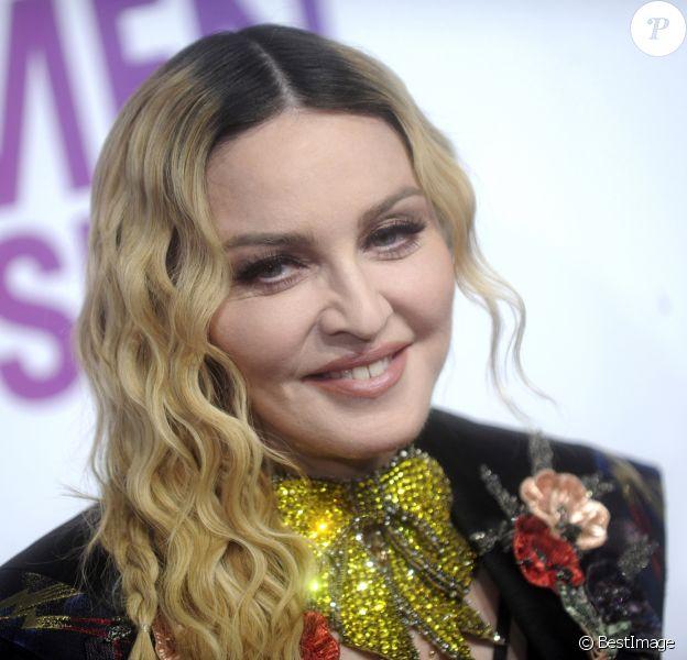 Madonna à la soirée 2016 Billboard Women à New York, le 9 décembre 2016 © Future-Image via Zuma/Bestimage