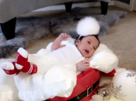 Rob Kardashian et Blac Chyna : Leur adorable petite Dream a 1 mois !