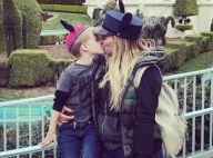Hilary Duff : Critiquée pour avoir embrassé son fils sur la bouche, elle réagit