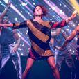 """Exclusif - Fauve Hautot (Stéphanie) - Conférence de presse """"Saturday Night Fever"""" au Yoyo au Palais de Tokyo à Paris. Le 10 octobre 2016 © Cyril Moreau / Bestimage"""