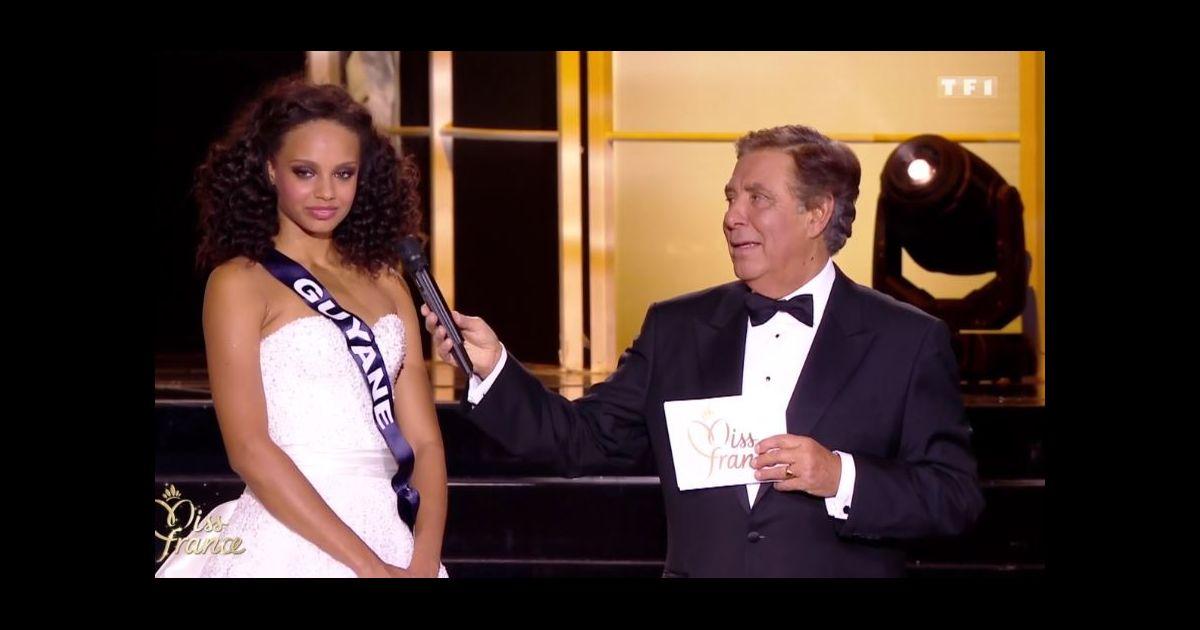 Les cinq finalistes en interview concours miss france - Miss france 2017 interview ...