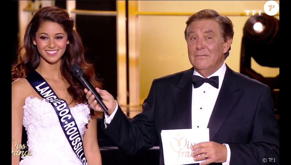 Miss languedoc roussillon aurore kichenin les cinq finalistes en interview concours miss - Miss france 2017 interview ...