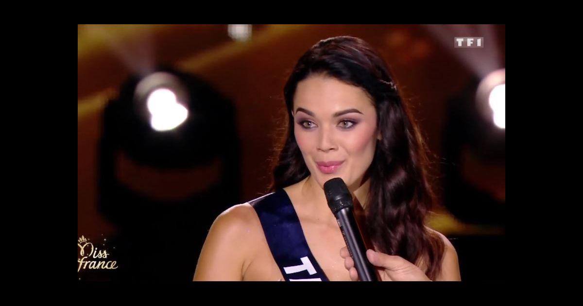 Miss tahiti vaea ferrand les cinq finalistes en - Miss france 2017 interview ...