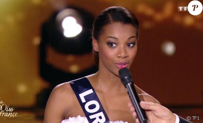 Miss lorraine justine kamara les cinq finalistes en interview concours miss france 2017 - Miss france 2017 interview ...