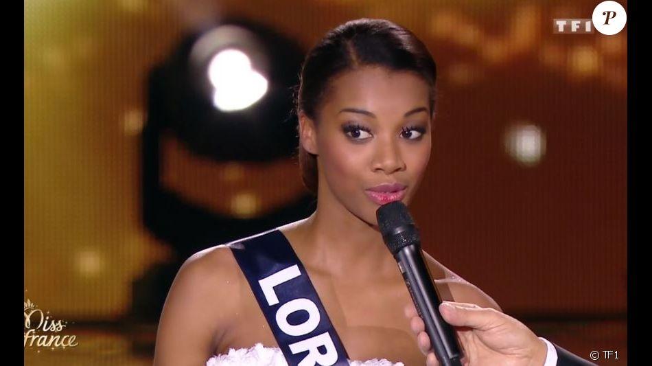 Miss lorraine justine kamara les cinq finalistes en - Miss france 2017 interview ...