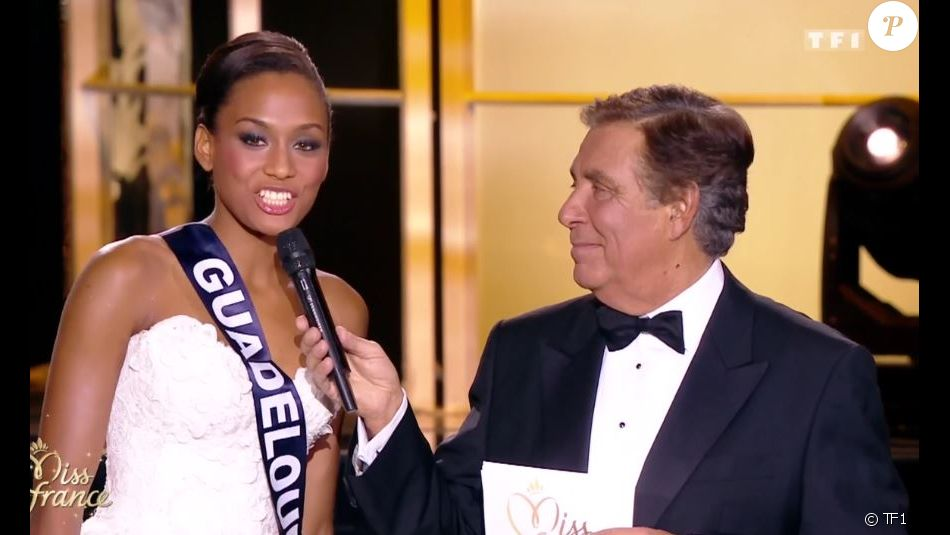 Miss guadeloupe morgane th r sine les cinq finalistes - Miss france 2017 interview ...