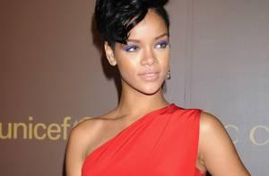 VIDEO : Rihanna vous ouvre les portes d'un shooting très glamour...