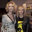 Alexandra et Audrey Lamy à Paris Le jeudi 21 Mars 2013