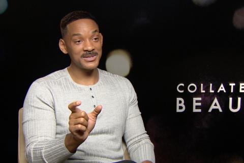 """Will Smith, son père et le film Beauté cachée : """"Cela m'a aidé à lui dire adieu"""""""