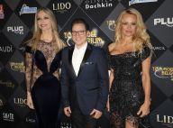 Pamela Anderson et Adriana Karembeu volent la vedette aux bombes belges