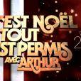 """Bande-annonce de """"C'est Noël, tout est permis"""", l'émission animée par Arthur sur TF1 le 23 décembre à partir de 20h55."""