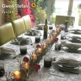 Gwen Stefani a partagé cette photo de son beau Noël en famille sur Snapchat, le 24 décembre 2016