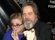 Mort de Carrie Fisher : Mark Hamill, alias Luke Skywalker, est dévasté