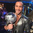 """""""Laurent Maistret remporte la septième saison de l'émission Danse avec les stars, le vendredi 16 décembre 2016"""""""