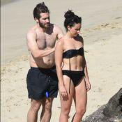 """Jake Gyllenhaal : Séance de crémage et farniente avec une célèbre """"fille de"""""""