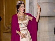 Mary et Marie de Danemark : Princesses d'or et de bronze pour le Nouvel An
