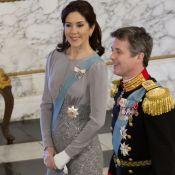 Mary de Danemark : 2017 inaugurée en beauté au palais de Christiansborg