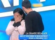 TPMP : En larmes, une fanzouze rencontre son frère pour la première fois !
