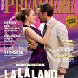 """""""Couverture du magazine Première (janvier-février 2017)"""""""
