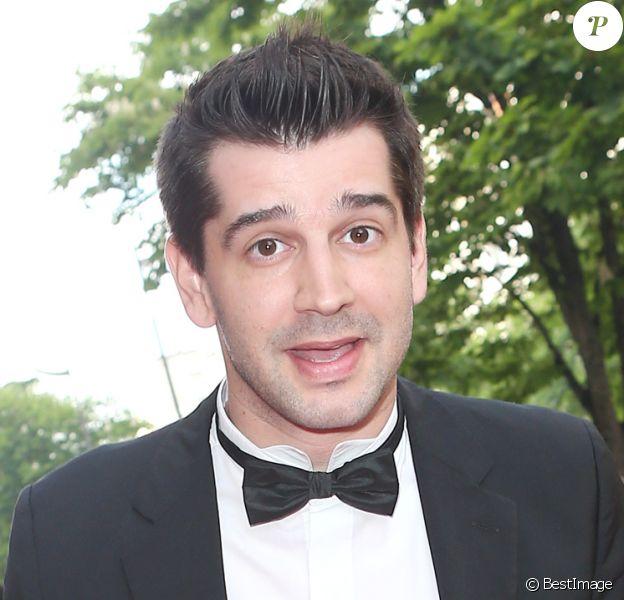 Mathieu Johann, au George V à Paris le 13 mai 2013.