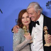 Isabelle Huppert au bord des larmes : Sacrée aux Golden Globes... avant l'Oscar ?