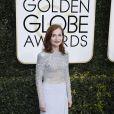 Isabelle Huppert - La 74ème cérémonie annuelle des Golden Globe Awards à Beverly Hills, le 8 janvier 2017. © Olivier Borde/Bestimage