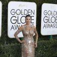 Sofia Vergara - La 74ème cérémonie annuelle des Golden Globe Awards à Beverly Hills, le 8 janvier 2017.