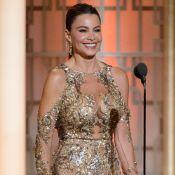 Golden Globes : Sofia Vergara fait une énorme bourde et se rattrape avec humour