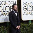 """""""Casey Affleck - 74e cérémonie annuelle des Golden Globe Awards à Beverly Hills, le 8 janvier 2017."""""""