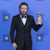 Golden Globe – Casey Affleck lauréat attaqué : Ses mots pour ses fils et son ex