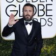 """Casey Affleck - 74e cérémonie annuelle des Golden Globe Awards à Beverly Hills, le 8 janvier 2017. © Olivier Borde/Bestimage"""