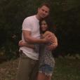 """""""Jenna Dewan et Channing Tatum sur une photo publiée sur Instagram le 4 décembre 2016 pour les 36 ans de l'actrice"""""""