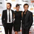 Gilles Lellouche, Marion Cotillard et Guillaume Canet - Festival du film de Toronto en 2010
