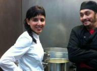 Naoëlle d'Hainaut (Top Chef) : Son nouveau défi gourmand avec son mari !
