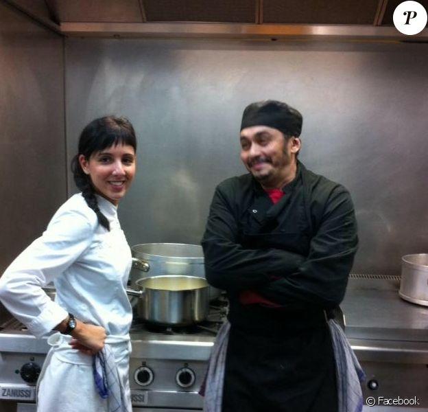 Naoëlle d'Hainaut va ouvrir son restaurant à Pointoise en 2017.