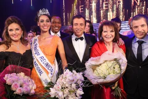 Miss Prestige National 2017 : Cécile Bègue sacrée devant Claudia Cardinale