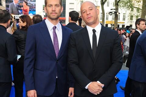 """Vin Diesel après la mort de Paul Walker : """"Il fallait que je souris de nouveau"""""""