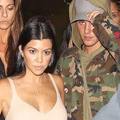 Kourtney Kardashian : Un weekend avec son ex Justin Bieber, quid de Scott Disik?