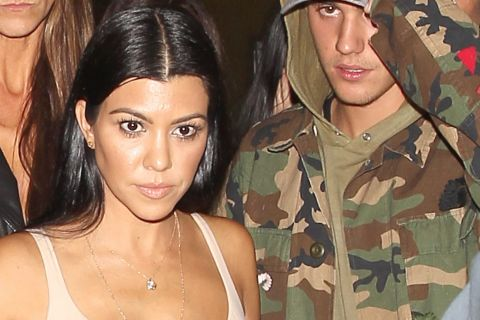Kourtney Kardashian : Un weekend avec son ex Justin Bieber, quid de Scott Disik?
