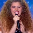 Cheyenne, dans  Incroyable Talent  saison 10 (épisode 3), le mardi 3 novembre 2015 sur M6.