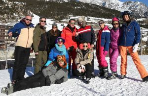 TPMP fait du ski : Coulisses et photos du séjour !